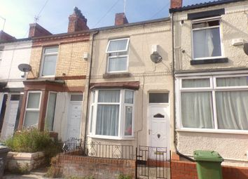 Thumbnail 1 bed terraced house for sale in Harrowby Road, Tranmere, Birkenhead
