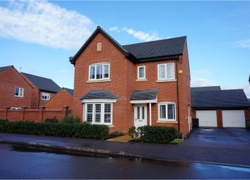 Thumbnail 4 bed detached house for sale in Chartley Road, Derby