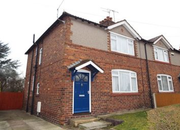 Thumbnail 3 bedroom semi-detached house to rent in Larch Avenue, Basford