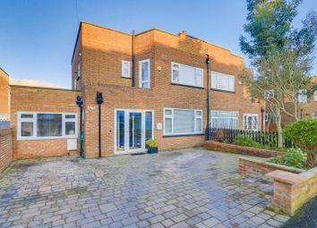 3 bed semi-detached house for sale in Elmbridge Avenue, Berrylands, Surbiton KT5