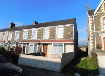 Thumbnail 5 bed end terrace house for sale in Gnoll Park Road, Neath
