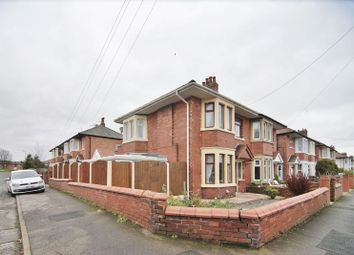 Thumbnail 3 bed semi-detached house for sale in Tennyson Avenue, Lytham St. Annes