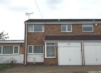 Thumbnail 3 bed property to rent in Goodison Gardens, Erdington