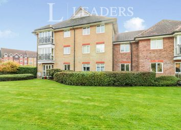 Thumbnail 2 bed flat to rent in Loxley Court, Crane Mead, Ware