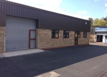 Thumbnail Light industrial to let in Unit 18B Alston Road, Hellesdon Park, Norwich, Norfolk