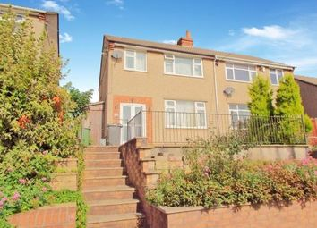 Thumbnail 3 bedroom semi-detached house for sale in Westerleigh Road, Downend, Bristol