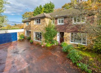 Thumbnail 5 bed detached house for sale in The Mount Close, Virginia Water