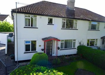 Thumbnail 2 bed flat for sale in 102, Caegwyn, Llanidloes, Powys
