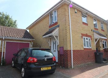 Thumbnail 2 bed terraced house to rent in Epping Way, Witham