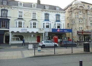 Thumbnail Block of flats for sale in Gloddaeth Street, Llandudno