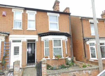 Thumbnail 3 bedroom semi-detached house for sale in Sherrington Road, Ipswich