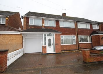 Thumbnail 4 bed semi-detached house for sale in Pleydell Close, Coventry