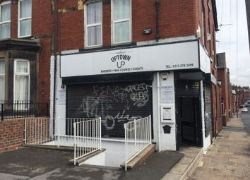 Thumbnail Commercial property to let in Cardigan Road, Hyde Park, Leeds