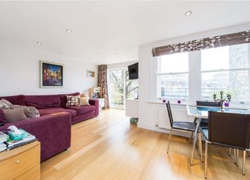 Thumbnail 3 bed flat for sale in Rossmore Close, Rossmore Road, London
