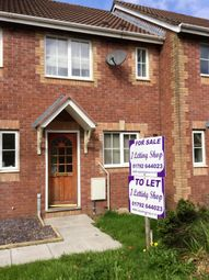 Thumbnail 2 bedroom terraced house for sale in Cwrt Hocys, Llansamlet