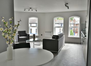 Thumbnail 1 bed flat for sale in Wilbraham Road, Chorlton Cum Hardy, Manchester