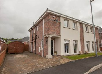 Thumbnail 4 bed semi-detached house for sale in 33, Millreagh, Dundonald