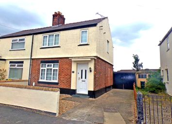 Thumbnail 2 bed semi-detached house for sale in Hawthorn Road, Little Sutton