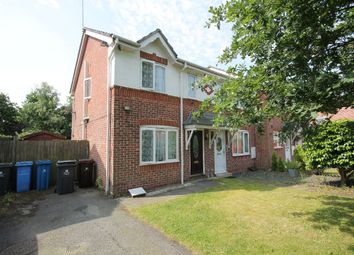 Thumbnail 2 bedroom town house for sale in Manorwood Drive, Whiston, Prescot