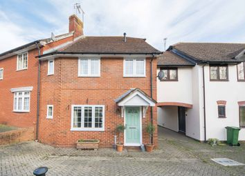 Thumbnail 3 bed terraced house for sale in The Topiary, Lychpit, Basingstoke