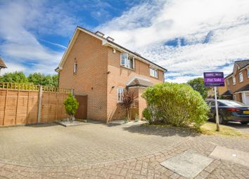 Thumbnail 3 bed semi-detached house for sale in Chapels Close, Slough