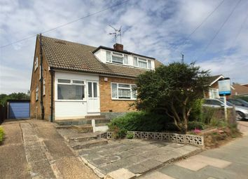 Thumbnail 3 bedroom semi-detached house for sale in Macmurdo Road, Eastwood, Leigh-On-Sea