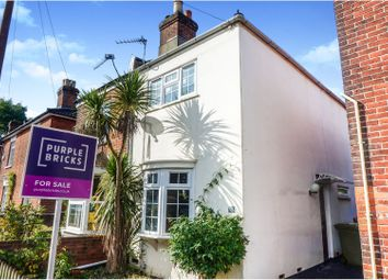 2 bed semi-detached house for sale in Ivy Road, St. Denys, Southampton SO17