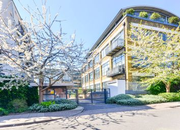 Thumbnail 4 bed flat for sale in Chiswick Green Studios, Chiswick