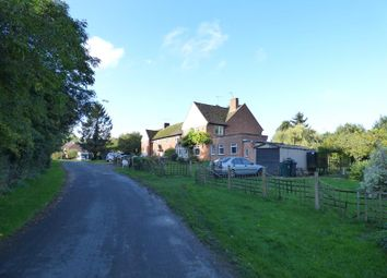 Thumbnail 3 bed end terrace house for sale in Elmfield, Baughton, Earls Croome, Worcestershire