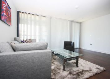 Thumbnail 3 bed flat to rent in Lambarde Square, Greenwich