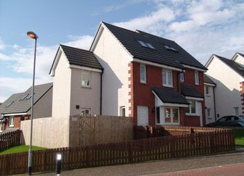 Thumbnail 3 bedroom semi-detached house for sale in Millgate Crescent, Caldercruix, Airdrie
