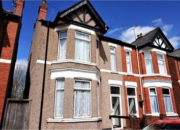 Thumbnail 3 bed semi-detached house for sale in Coniston Road, Coventry