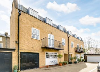 3 bed semi-detached house for sale in Lanark Mews, Maida Vale, London W9