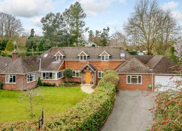 Thumbnail 5 bed detached house for sale in Bere Court Road, Pangbourne, Reading