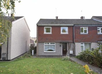 Thumbnail 2 bed end terrace house for sale in Witcombe Close, Bristol