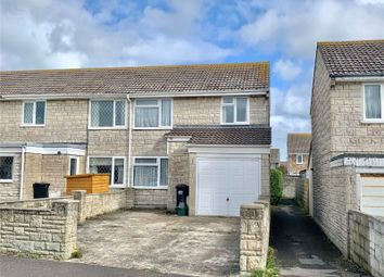 Thumbnail 3 bed end terrace house to rent in Croft Road, Portland