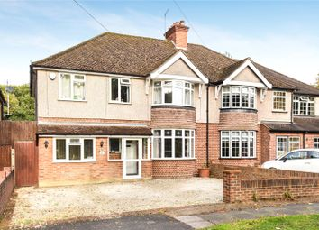 Thumbnail 5 bed semi-detached house for sale in The Grove, Ickenham, Middlesex