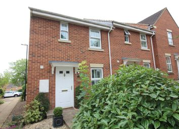 Thumbnail 2 bed end terrace house for sale in Casson Drive, Stapleton, Bristol