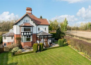 Thumbnail 6 bed property for sale in The Firs, Church Causeway, Thorp Arch, Wetherby