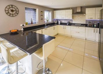 Thumbnail 5 bedroom detached house for sale in Fossview Close, Strensall, York