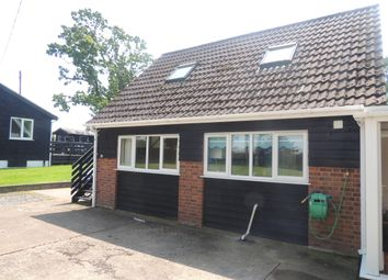 Thumbnail 1 bedroom bungalow to rent in Kings Lane, Weston, Beccles