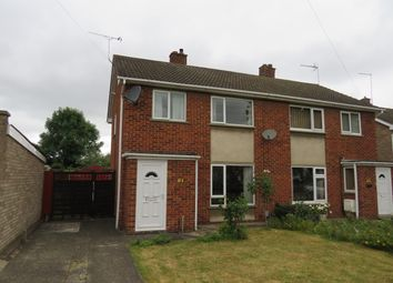 Thumbnail 3 bed semi-detached house for sale in Glenton Street, Peterborough
