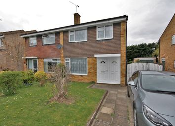 Thumbnail 3 bed semi-detached house to rent in Linnet Drive, Tile Kiln, Chelmsford