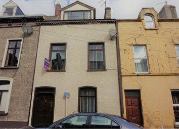 Thumbnail 4 bed terraced house for sale in Abercorn Road, Derry / Londonderry