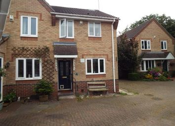 Thumbnail 3 bed semi-detached house for sale in Haverhill, Suffolk