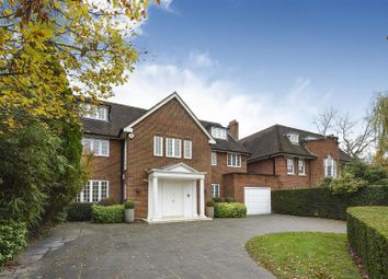 Thumbnail 6 bed detached house to rent in Winnington Close, Hampstead Garden Suburb