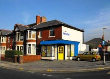 Thumbnail Retail premises for sale in Blackpool FY1, UK