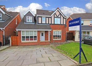 Thumbnail 5 bed detached house for sale in Coverdale Drive, Feniscowles, Blackburn