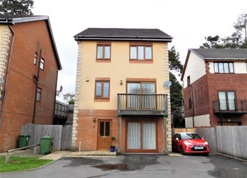 Thumbnail 4 bed detached house for sale in Kingswood Close, Hengoed, Caerphilly