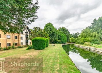 Thumbnail 1 bed flat for sale in Bishops Court, Cheshunt, Herts